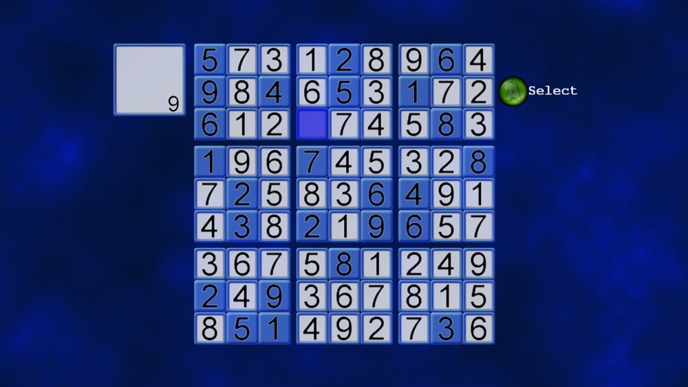 Image from No Frills Sudoku