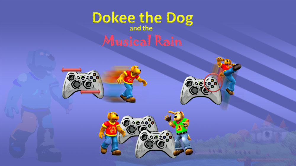 Image from Dokee and the Musical Rain
