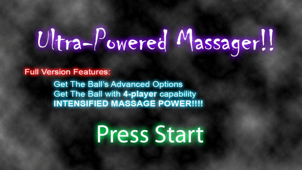 Image from ULTRA-POWERED MASSAGER!