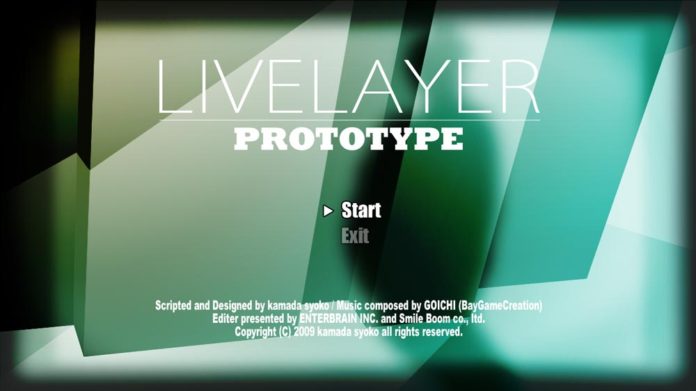 Image from LIVELAYER PROTOTYPE