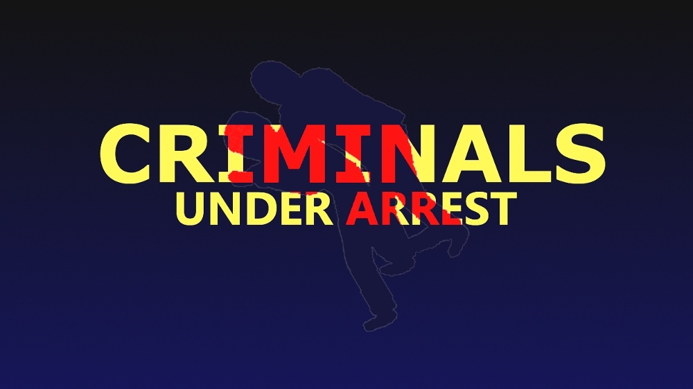 Image from Criminals Under Arrest