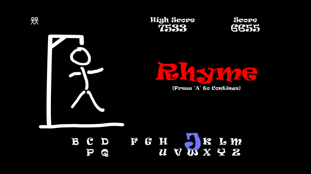 Image from Hangman